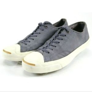 Converse Jack Purcell Men's Sneakers Size 9.5 Blue